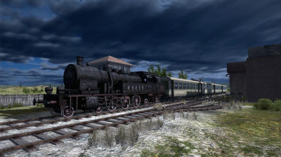 Loch Skerrow Railway Station