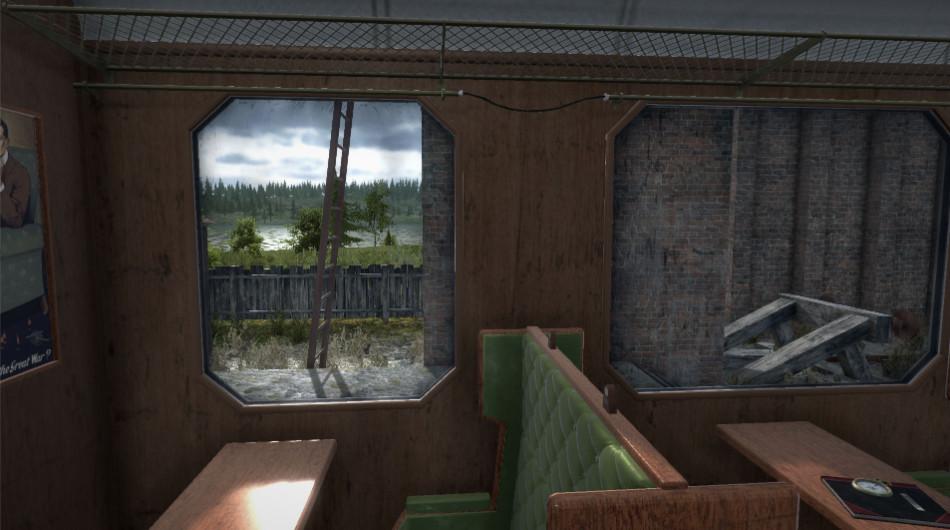 Train Interior 2