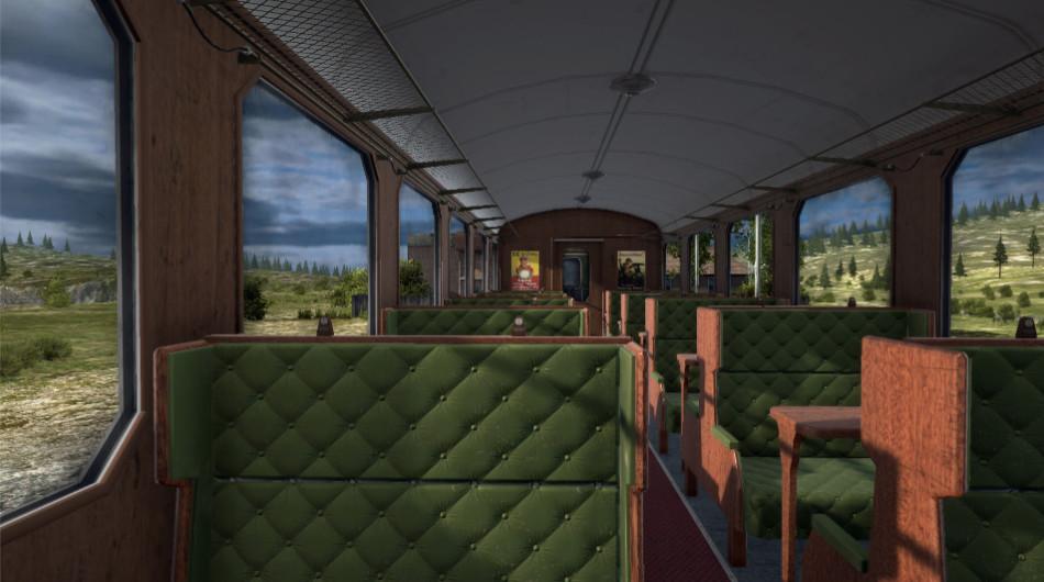 Train Interior 1