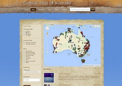 The Cultural Atlas of Australia
