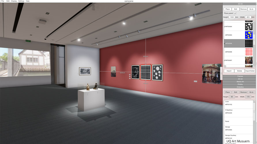 Ortelia Curator 2020 Released!